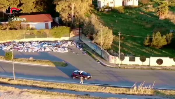 Abbandono dei rifiuti sul territorio: in sei mesi 2 arresti, 55 denunce e multe per 23 mila euro | VIDEO