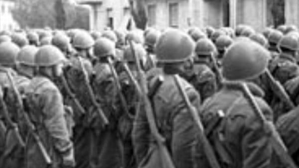 In memoria della 2^ Guerra Mondiale, incontro Anassilaos alla villetta De Nava