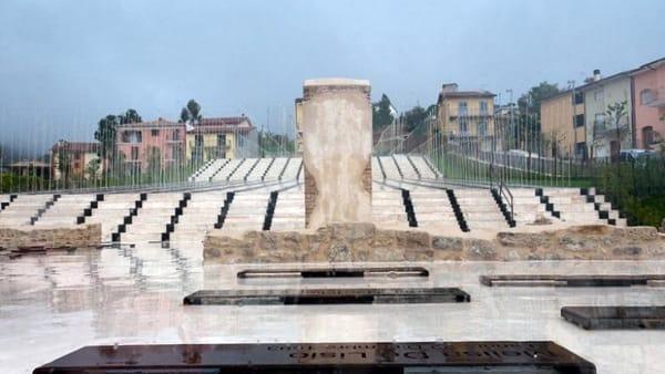 Parco della Memoria, simbolo in ricordo di una tragedia