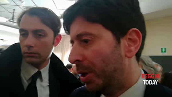 """Regionali, il ministro Speranza: """"In Calabria dobbiamo alzare il livello e la qualità del servizio sanitario"""""""