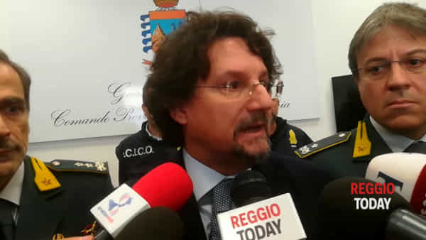 "Business del narcotraffico e rapine, Bombardieri: ""Bellocco, cosca internazionale""  