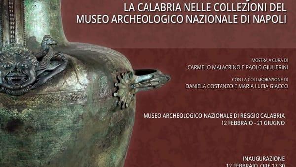 """""""Tesori dal Regno"""", inaugurazione nuova mostra al  MArRC"""