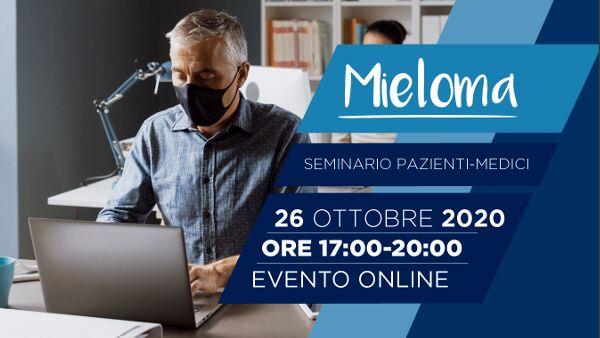 Mieloma: miglioramento della qualità della vita dei pazienti, ricerca, prevenzione e cure