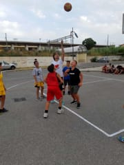 partita basket pellaro 1-2-2